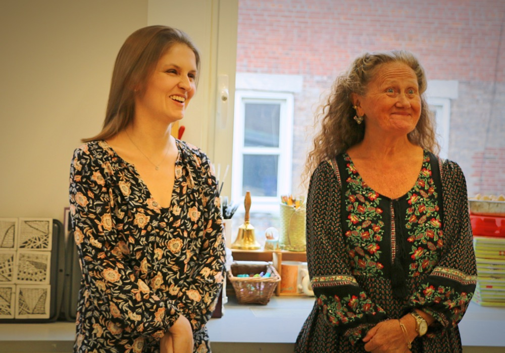 Artists in Residence: Susan Cirigliano and Lily Howard-Smith's Creative Partnership