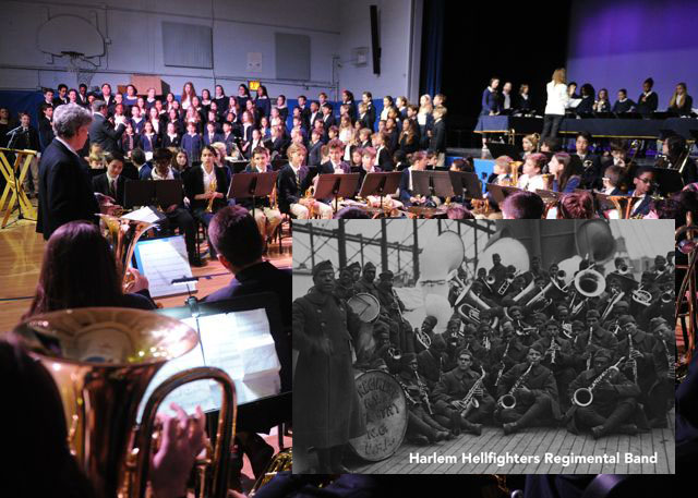 """Harlem Hellfighters"" Honored at 2018 Gospel Celebration"