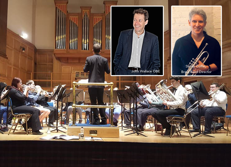 Renowned Scottish Brass Musician to Speak in Chapel Feb. 5