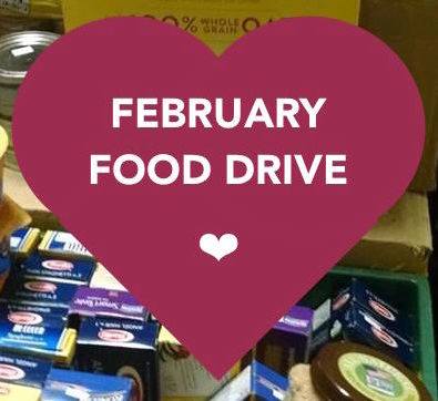 February Food Challenge: 100 Items for 100 Days of School
