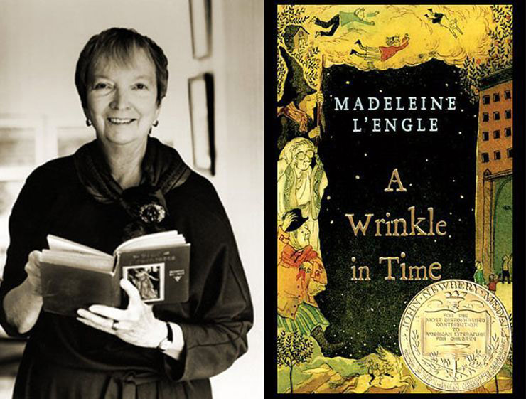 As A Wrinkle In Time Premieres, We Remember Author Madeleine L'Engle, Faculty '60-'66