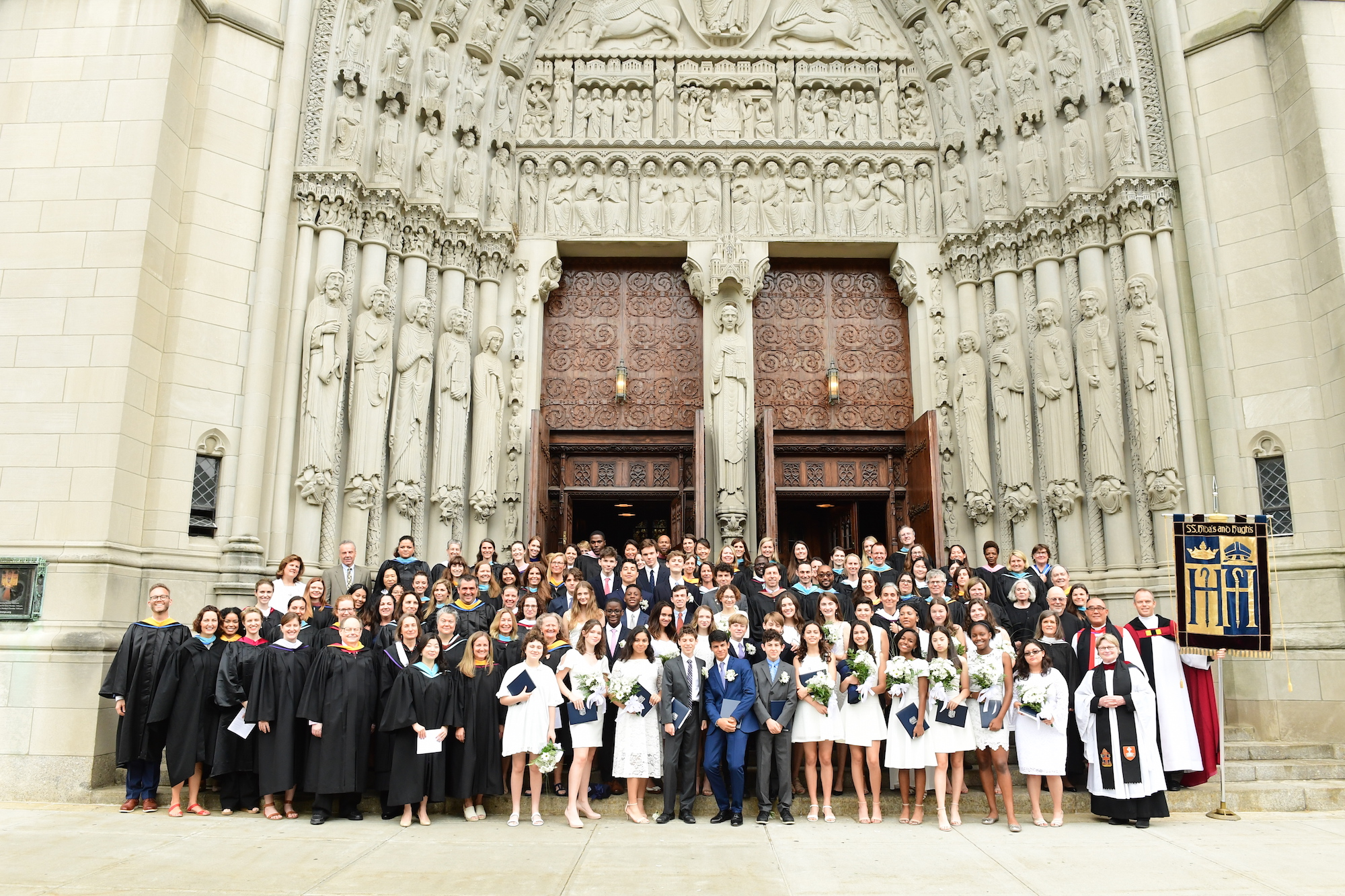 "Class of 2018 Urged to ""Think Like the Scientists You Are"" at Historic Riverside Church Graduation"